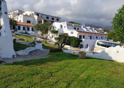 Alquiler de casas primera línea de mar